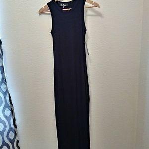 NWT Lulu's Maxi Dress with Pockets